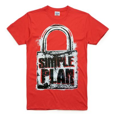 Red Lock Tshirt
