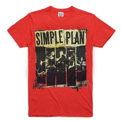 Red Australian Tour 2012 Tshirt