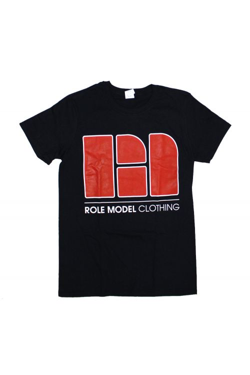 Role Model Clothing Black Tshirt by Simple Plan